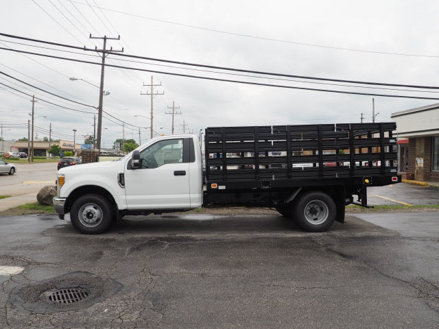 2017 F-350 Regular Cab DRW, Stake Bed #F2523 - photo 4