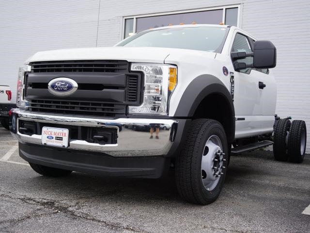 2017 F-550 Super Cab DRW 4x4 Cab Chassis #F2553 - photo 4