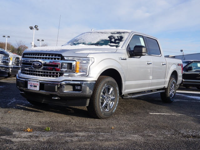2018 F-150 Crew Cab 4x4 Pickup #F3493 - photo 1