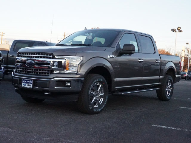 2018 F-150 Crew Cab 4x4 Pickup #F3506 - photo 1