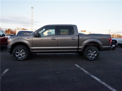 2018 F-150 Crew Cab 4x4 Pickup #F3506 - photo 3