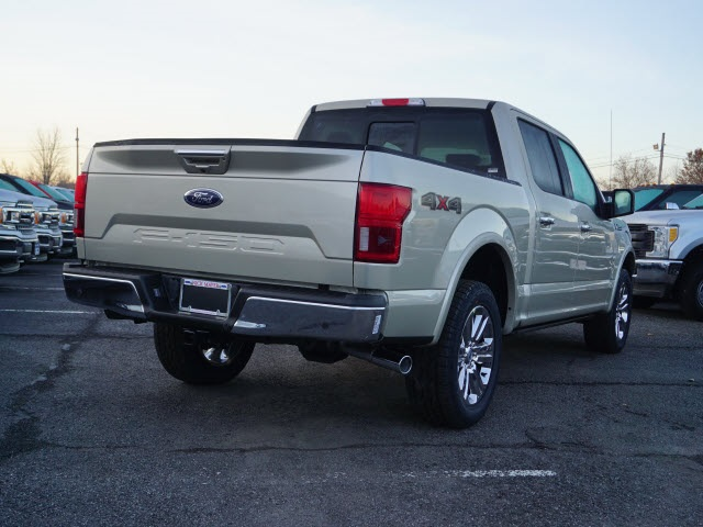 2018 F-150 Crew Cab 4x4 Pickup #F3524 - photo 2