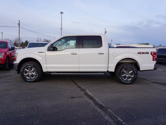 2018 F-150 Crew Cab 4x4 Pickup #F8011 - photo 3