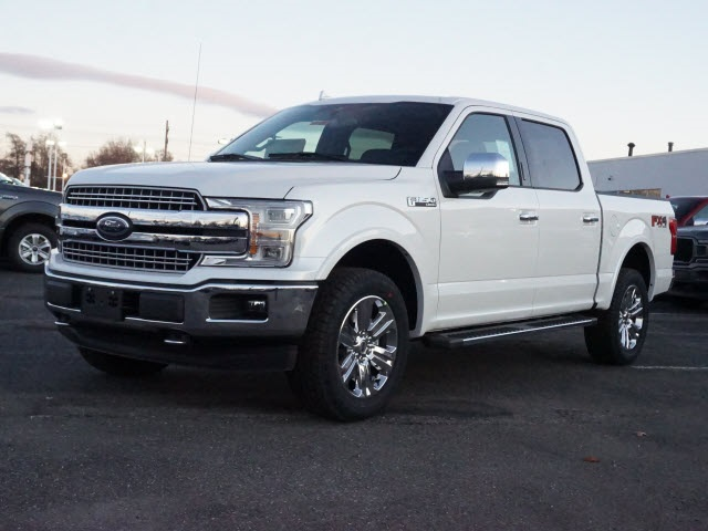 2018 F-150 Crew Cab 4x4 Pickup #F8026 - photo 1