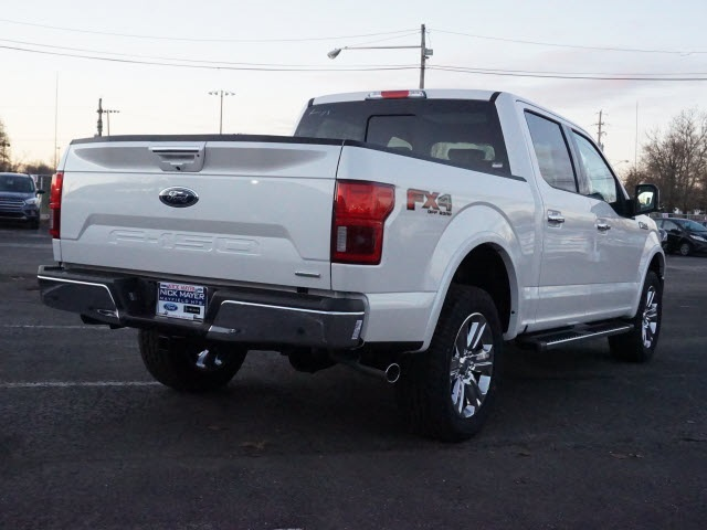 2018 F-150 Crew Cab 4x4 Pickup #F8026 - photo 2