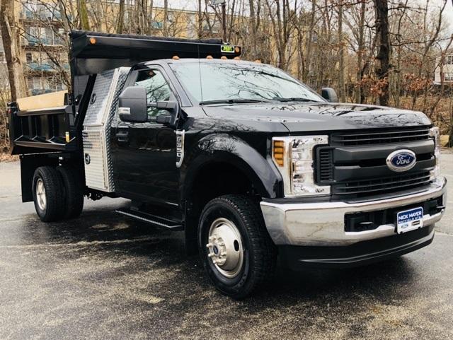 2019 F-350 Regular Cab DRW 4x4,  Galion Dump Body #F9330 - photo 1