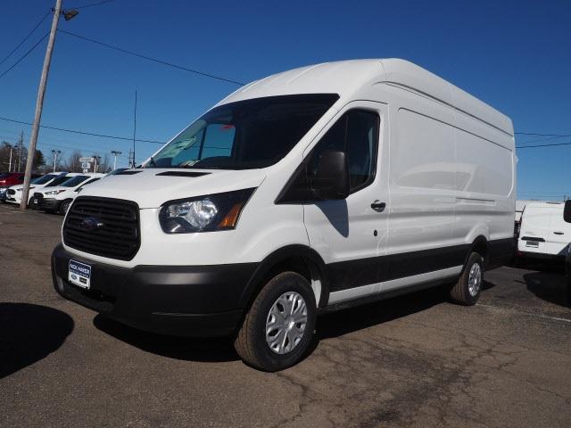 2019 Transit 350 High Roof 4x2,  Empty Cargo Van #F9502 - photo 1