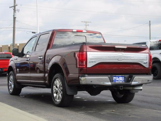 2015 F-150 Super Cab 4x4 Pickup #T17745A - photo 6