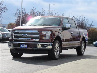 2015 F-150 Super Cab 4x4 Pickup #T17745A - photo 5