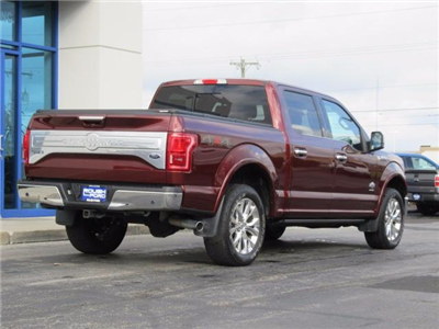 2015 F-150 Super Cab 4x4 Pickup #T17745A - photo 2