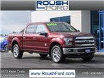 2015 F-150 Super Cab 4x4 Pickup #T17745A - photo 1