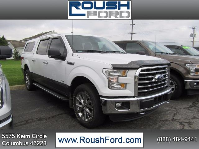2015 F-150 Super Cab 4x4 Pickup #T17890A - photo 3