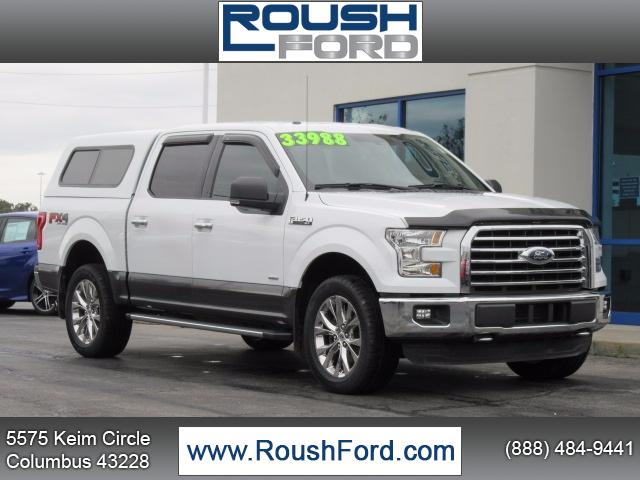 2015 F-150 Super Cab 4x4 Pickup #T17890A - photo 1
