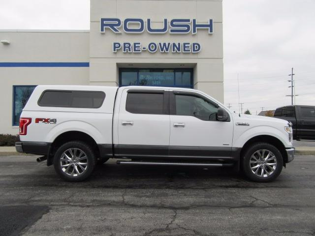 2015 F-150 Super Cab 4x4 Pickup #T17890A - photo 4