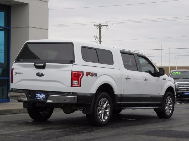 2015 F-150 Super Cab 4x4 Pickup #T17890A - photo 2