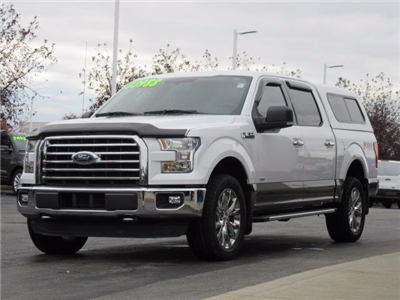 2015 F-150 Super Cab 4x4 Pickup #T17890A - photo 6