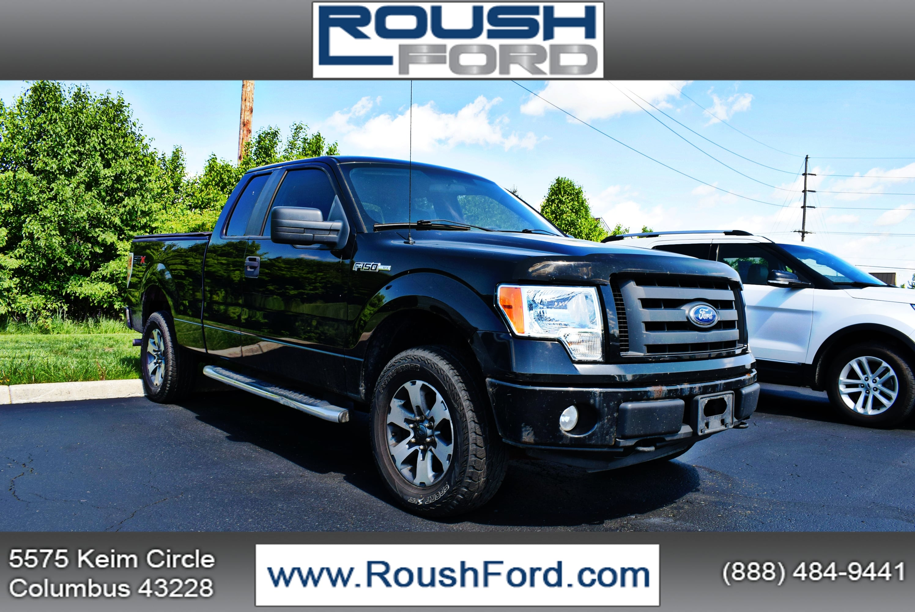 2010 F-150 Super Cab 4x4, Pickup #T17975B - photo 1