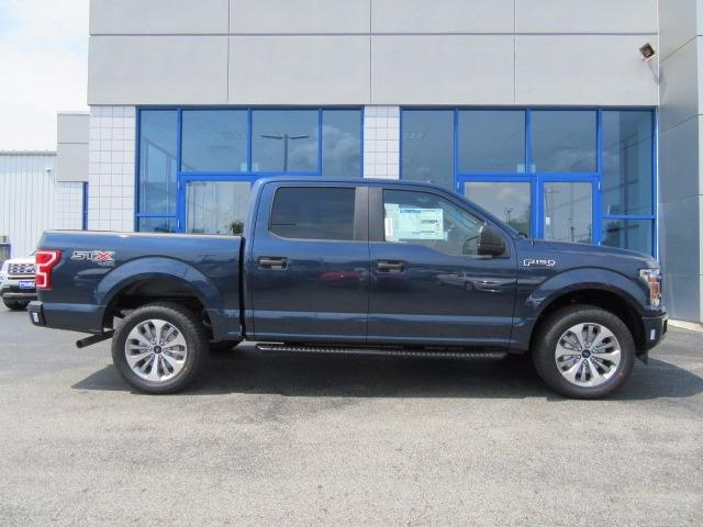2018 F-150 Crew Cab 4x4 Pickup #T18003 - photo 3