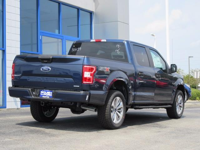 2018 F-150 Crew Cab 4x4 Pickup #T18003 - photo 2