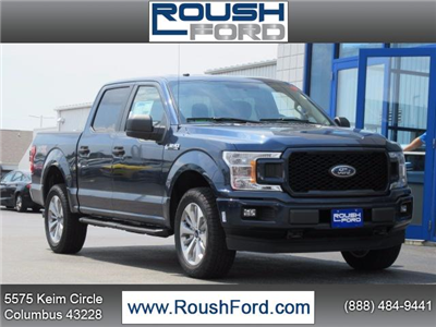 2018 F-150 Crew Cab 4x4 Pickup #T18003 - photo 1