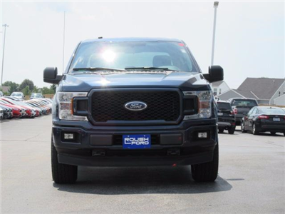 2018 F-150 Crew Cab 4x4 Pickup #T18003 - photo 4