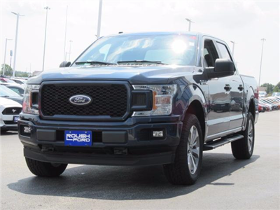2018 F-150 Crew Cab 4x4 Pickup #T18003 - photo 5