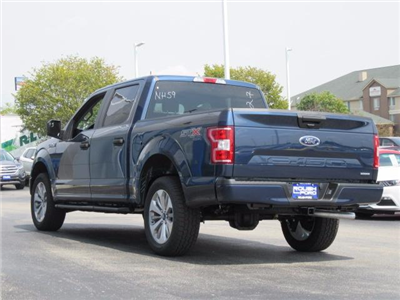 2018 F-150 Crew Cab 4x4 Pickup #T18003 - photo 6