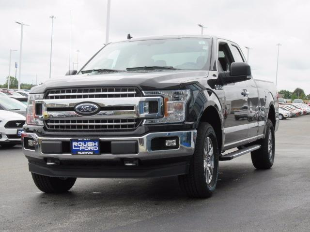 2018 F-150 Super Cab 4x4 Pickup #T18016 - photo 5