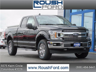 2018 F-150 Super Cab 4x4 Pickup #T18016 - photo 1