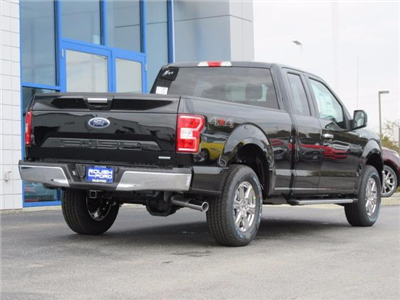 2018 F-150 Super Cab 4x4 Pickup #T18016 - photo 2