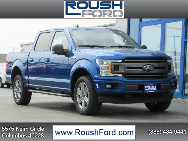 2018 F-150 Crew Cab 4x4, Pickup #T18020 - photo 1