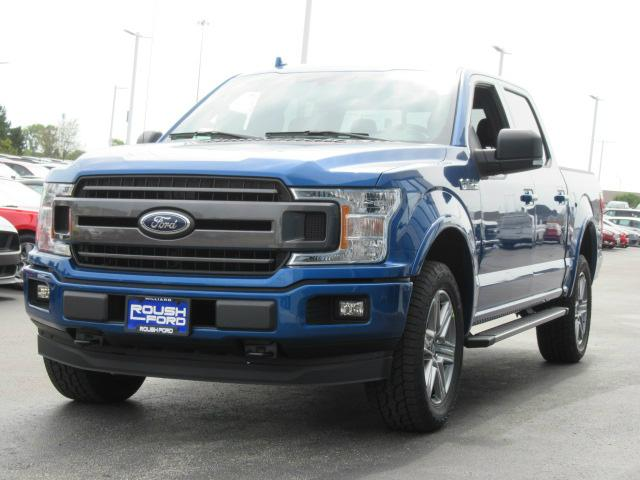 2018 F-150 Crew Cab 4x4, Pickup #T18020 - photo 5