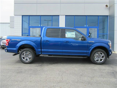 2018 F-150 Crew Cab 4x4, Pickup #T18020 - photo 3