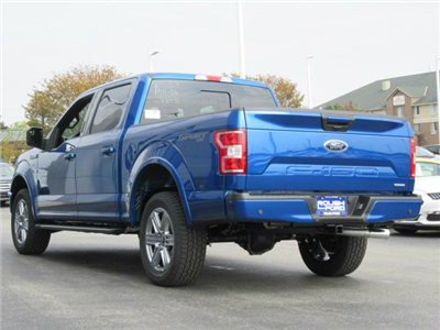2018 F-150 Crew Cab 4x4, Pickup #T18020 - photo 6