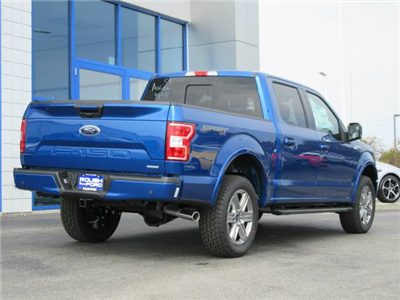 2018 F-150 Crew Cab 4x4, Pickup #T18020 - photo 2