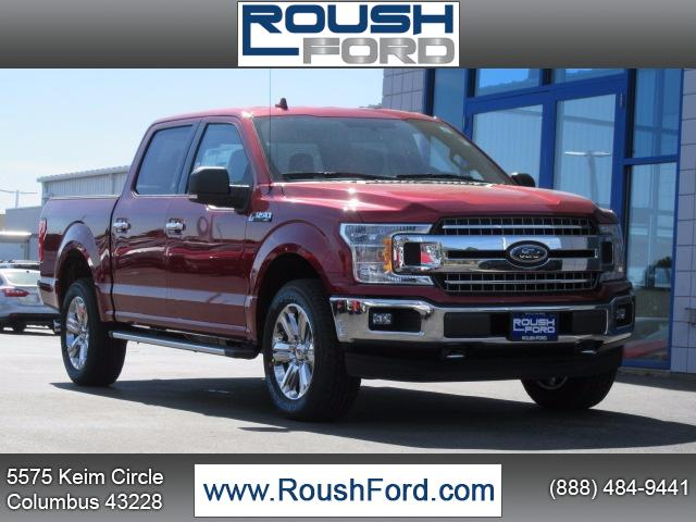 2018 F-150 Crew Cab 4x4, Pickup #T18046 - photo 1