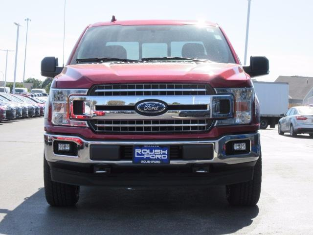 2018 F-150 Crew Cab 4x4 Pickup #T18046 - photo 4