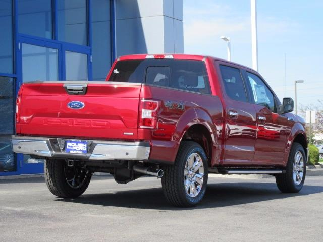 2018 F-150 Crew Cab 4x4 Pickup #T18046 - photo 2