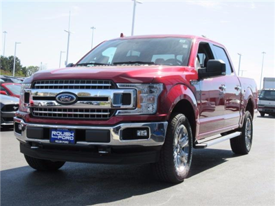 2018 F-150 Crew Cab 4x4 Pickup #T18046 - photo 5