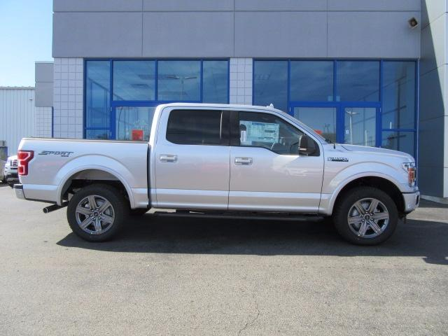 2018 F-150 Crew Cab 4x4 Pickup #T18049 - photo 3