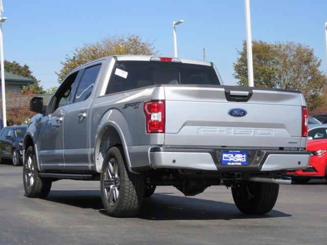 2018 F-150 Crew Cab 4x4 Pickup #T18049 - photo 5