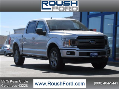 2018 F-150 Crew Cab 4x4 Pickup #T18049 - photo 1