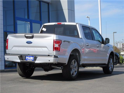 2018 F-150 Crew Cab 4x4 Pickup #T18049 - photo 2