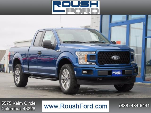 2018 F-150 Super Cab 4x4 Pickup #T18057 - photo 1