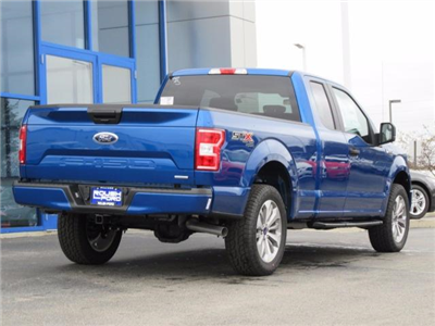 2018 F-150 Super Cab 4x4 Pickup #T18057 - photo 2
