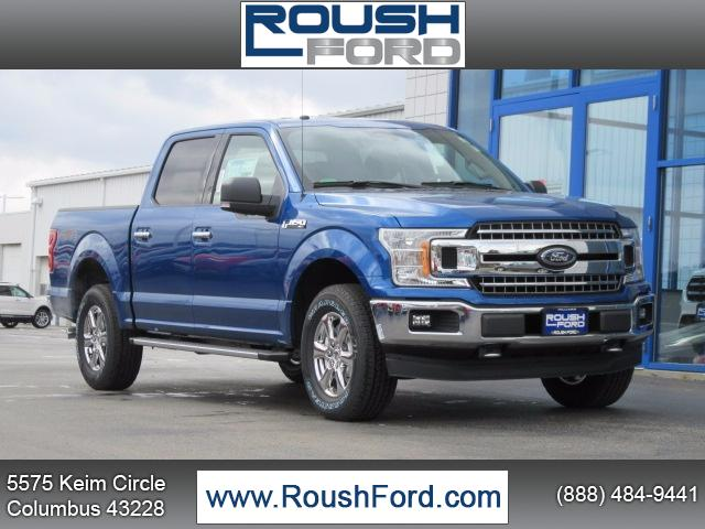 2018 F-150 Crew Cab 4x4 Pickup #T18089 - photo 1