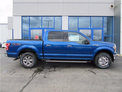2018 F-150 Crew Cab 4x4 Pickup #T18089 - photo 3