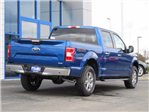 2018 F-150 Crew Cab 4x4 Pickup #T18089 - photo 2