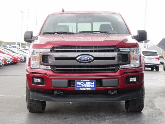 2018 F-150 Crew Cab 4x4 Pickup #T18091 - photo 4