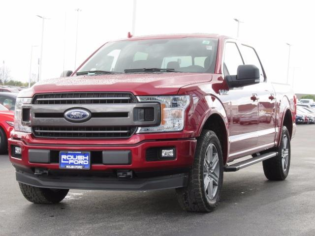 2018 F-150 Crew Cab 4x4 Pickup #T18091 - photo 5